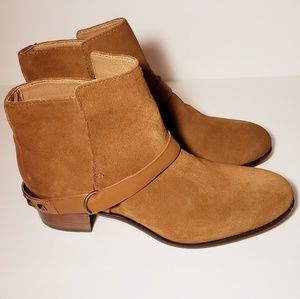 NEW H by Hudson Ayelen Suede Booties